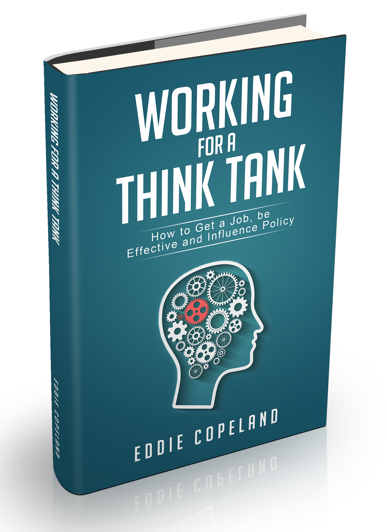 Working for a think tank - book cover